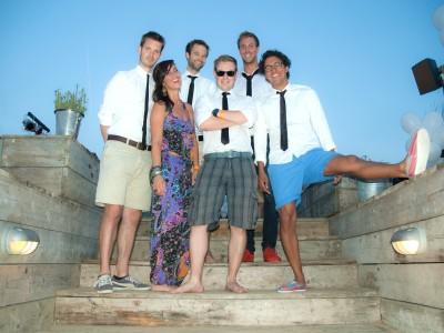 Liz & The Doctors @ The Beach